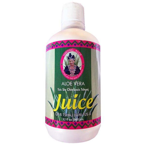 Hmong Aloe Vera Juice